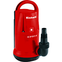 Uppopumppu Einhell Classic GC-SP 5511 IF puhtaalle vedelle