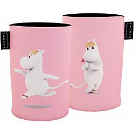 Tölkkicooler Emendo Moominvalley, Niiskuneiti, vaaleanpunainen