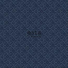 Tapetti Esta Oriental Motif 148322, 0,53x10,05m, sininen