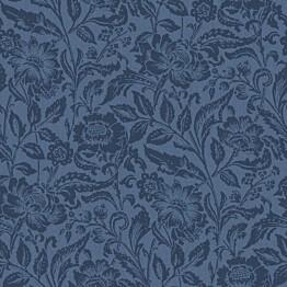 Tapetti Esta Floral 148323, 0,53x10,05m, sininen