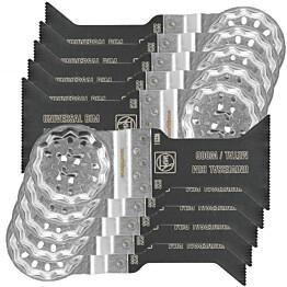 Sahanterä Fein E-Cut Universal 44 mm SL 10 kpl