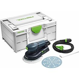 Epäkeskohiomakone Festool ETS EC 150/3 EQ-Plus Ø150mm Systainer-salkulla