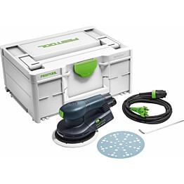 Epäkeskohiomakone Festool ETS EC 150/5 EQ-Plus Ø150mm Systainer-salkulla