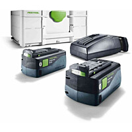 Energiasetti Festool SYS3 ENG 18V 2x5,2/TCL6