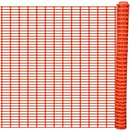 Työmaa-aita, 50m, oranssi