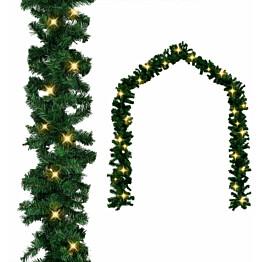 Jouluköynnös LED-valoilla, 5 m