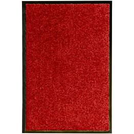 Kuramatto 40x60cm pestävä punainen