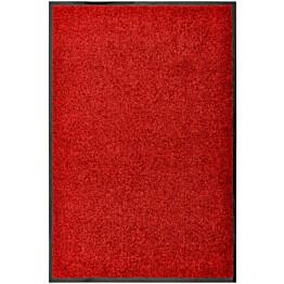 Kuramatto 60x90cm pestävä punainen