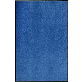 Käytävämatto 120x180cm pestävä sininen