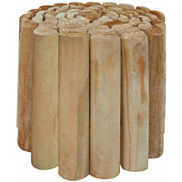Raja-aitarulla, kyllästetty mänty, 250x30cm