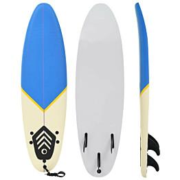 Surffilauta, 170cm, sininen/kerma