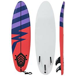 Surffilauta, 170cm, raita