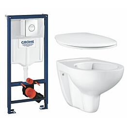 Seinä-WC-paketti Grohe Solido Compact 3 in 1