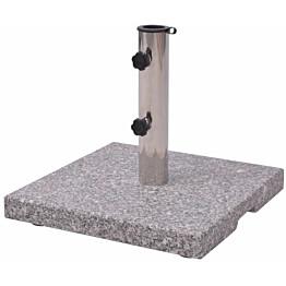 Graniittinen aurinkovarjon jalusta 20kg_1