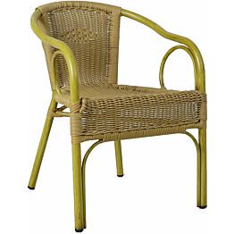 Tuoli Home4you Bambus, beige
