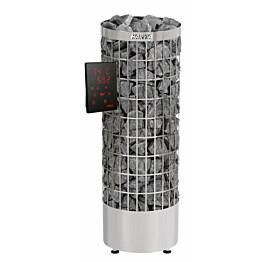 Sähkökiuas Harvia Cilindro PC90XW Steel 9 kW 8-14 m³ erillinen ohjaus