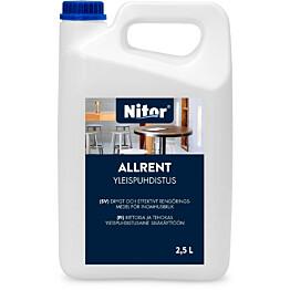 Yleispuhdistusaine Nitor 2.5l tiiviste