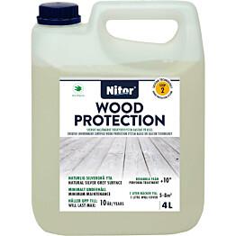 Terassisuoja Nitor Wood Protection vaihe 2 4L