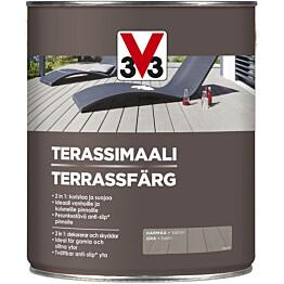 Terassimaali V33 2.5l eri värivaihtoehtoja