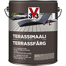 Terassimaali V33 5l eri värivaihtoehtoja
