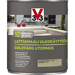 Lattiamaali ulkokäyttöön V33 2.5l eri värivaihtoehtoja