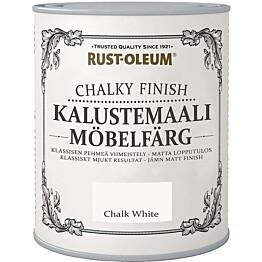 Kalustemaali Rust-Oleum Chalky Finish 750ml eri värivaihtoehtoja