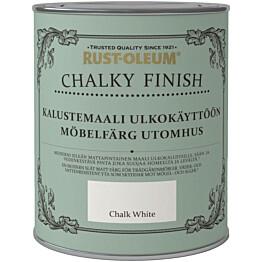 Ulkokalustemaali Rust-Oleum Chalky Finish 750ml eri värivaihtoehtoja