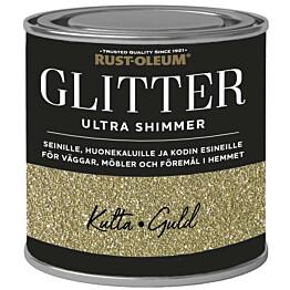 Glittermaali Rust-Oleum Ultra Shimmer 250ml eri värivaihtoehtoja