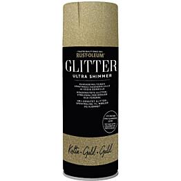 Glittermaali spray Rust-Oleum Ultra Shimmer 400ml eri värivaihtoehtoja