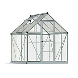 Kasvihuone Palram-Canopia Hybrid 3,4 m² 6x6 hopea