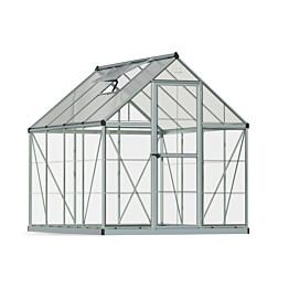 Kasvihuone Palram-Canopia Hybrid 4,6 m² 6x8 hopea