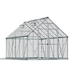 Kasvihuone Palram-Canopia Octave 8,9 m² 8x12 hopea