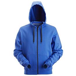 Vetoketjuhuppari Snickers Workwear 2801 sininen