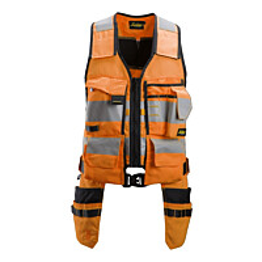 Työkaluliivi Snickers Workwear AllroundWork 4230 LK 1 oranssi