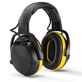 Kuulosuojaimet Hellberg Secure 2 Active sangalla mikrofonilla
