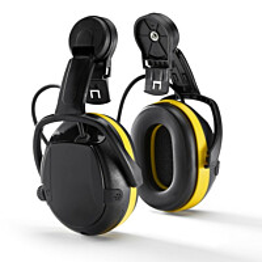 Kuulosuojaimet Hellberg Secure 2 Active kypärään mikrofonilla