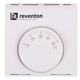 Huonetermostaatti Reventon HC lämpöpuhaltimille manuaali valkoinen