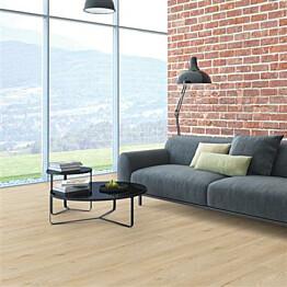 Vinyylikorkkilattia Wicanders Wood Go Argent Oak 10,5x185x1220 mm