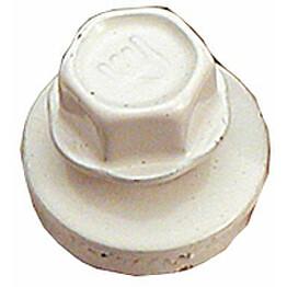Kateruuvi wurth 4,8x25 mm sinkitty maalattu 250 kpl pkt RR20 valkea_1