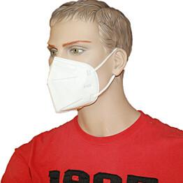 Hengityssuojain Easy Tools FFP2/KN95, yksittäispakattu, 20kpl/pkt