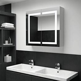 Led kylpyhuoneen peilikaappi 80x12,2x68 cm_1