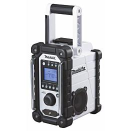 Radio Makita LXT/CXT DMR107W 7,2-18V/230V ilman akkua