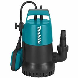 Uppopumppu Makita PF0300 8400 l/h puhtaalle vedelle