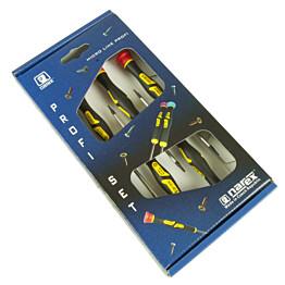 Ruuvimeisselisarja Narex Micro Line Profi torx 6 kpl/pkt