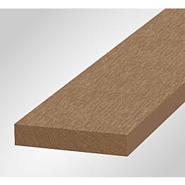 Reunalauta Onewood Basic 80x150x4200mm puukomposiitti ruskea
