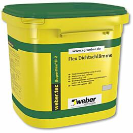 Eristyslaasti Weber Tec Superflex D2 24 kg