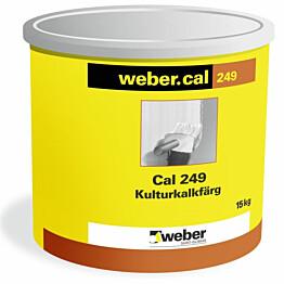 Kulttuurikalkkimaali Weber Kulttuuri sementillä tilausväri 17 kg