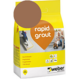 Saumalaasti Weber rapid grout 33 Tan 3 kg
