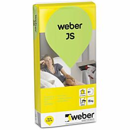 Kipsilevytasoite Weber JS 15 kg