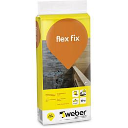 Kiinnityslaasti Weber Flex Fix superjoustava 15 kg